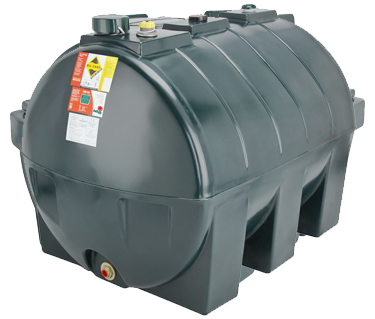 HomeFuelsDirect Single Skinned Heating Oil Tank 375x319