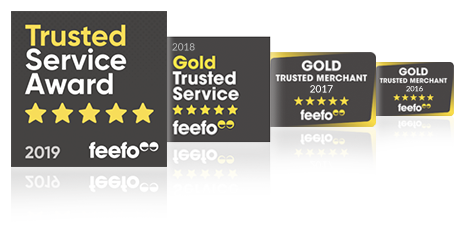 HomeFuels Direct - Feefo Gold Trusted Merchant 2018