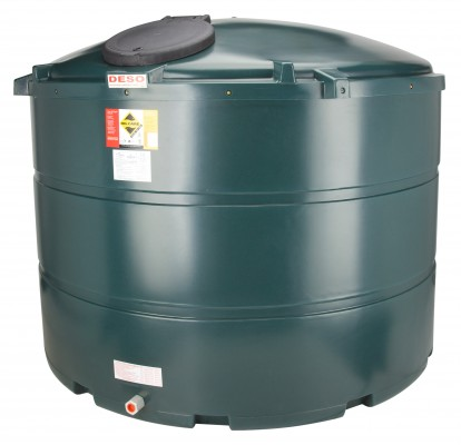 3500 BVA Bunded Home Fuel Storage Tank
