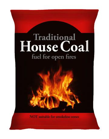 Traditional House Coal 25Kg